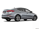 2018 Hyundai Elantra SEL, low/wide rear 5/8.