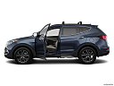 2018 Hyundai Santa Fe Sport 2.0T Ultimate, driver's side profile with drivers side door open.