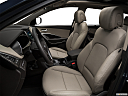 2018 Hyundai Santa Fe Sport 2.0T Ultimate, front seats from drivers side.