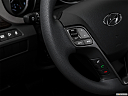 2018 Hyundai Santa Fe SE, steering wheel controls (left side)