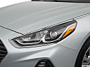 2018 Hyundai Sonata SEL, drivers side headlight.