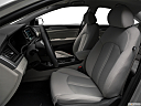 2018 Hyundai Sonata SEL, front seats from drivers side.