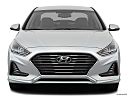 2018 Hyundai Sonata SEL, low/wide front.