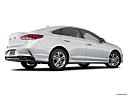 2018 Hyundai Sonata SEL, low/wide rear 5/8.