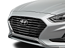 2018 Hyundai Sonata SEL, close up of grill.