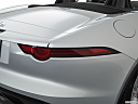 2018 Jaguar F-Type, passenger side taillight.