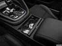 2018 Jaguar F-Type, cup holders.