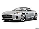 2018 Jaguar F-Type, front angle medium view.