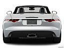 2018 Jaguar F-Type, low/wide rear.