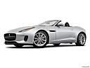 2018 Jaguar F-Type, low/wide front 5/8.