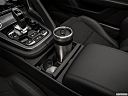 2018 Jaguar F-Type, cup holder prop (primary).