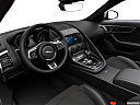 2018 Jaguar F-Type, interior hero (driver's side).