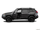 2018 Jeep Cherokee Trailhawk, driver's side profile with drivers side door open.