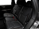 2018 Jeep Cherokee Trailhawk, rear seats from drivers side.