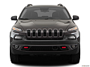 2018 Jeep Cherokee Trailhawk, low/wide front.
