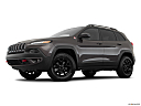 2018 Jeep Cherokee Trailhawk, low/wide front 5/8.