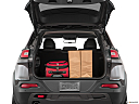 2018 Jeep Cherokee Trailhawk, trunk props.