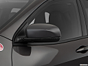 2018 Jeep Cherokee Trailhawk, driver's side mirror, 3_4 rear