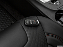 2018 Jeep Cherokee Trailhawk, key fob on driver's seat.