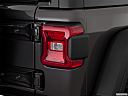2018 Jeep Wrangler Rubicon, passenger side taillight.