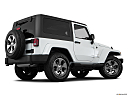 2018 Jeep Wrangler Sahara, low/wide rear 5/8.