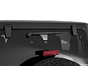 2018 Jeep Wrangler Sahara, rear window wiper