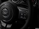 2018 Jeep Wrangler Sahara, steering wheel controls (right side)