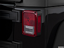 2018 Jeep Wrangler Sport, passenger side taillight.