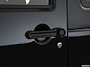2018 Jeep Wrangler Sport, drivers side door handle.
