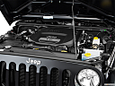 2018 Jeep Wrangler Sport, engine.