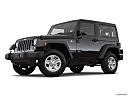 2018 Jeep Wrangler Sport, low/wide front 5/8.