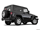 2018 Jeep Wrangler Sport, low/wide rear 5/8.