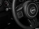 2018 Jeep Wrangler Sport, steering wheel controls (left side)