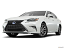 2018 Lexus ES Hybrid ES 300h, front angle view, low wide perspective.