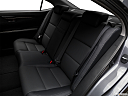 2018 Lexus ES ES 350, rear seats from drivers side.