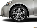 2018 Lexus GS GS 350, front drivers side wheel at profile.