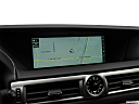 2018 Lexus GS GS 350, driver position view of navigation system.