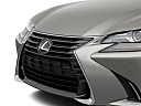 2018 Lexus GS GS 350, close up of grill.