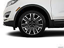 2018 Lincoln MKC Black Label, front drivers side wheel at profile.