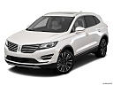 2018 Lincoln MKC Black Label, front angle view.