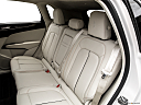 2018 Lincoln MKC Black Label, rear seats from drivers side.
