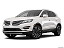 2018 Lincoln MKC Black Label, front angle medium view.