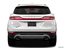 2018 Lincoln MKC Black Label, low/wide rear.