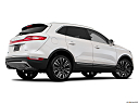 2018 Lincoln MKC Black Label, low/wide rear 5/8.