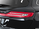2018 Lincoln MKC Premier, passenger side taillight.