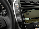 2018 Lincoln MKC Premier, gear shifter/center console.