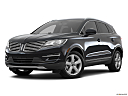 2018 Lincoln MKC Premier, front angle medium view.