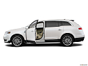 2018 Lincoln MKT Reserve, driver's side profile with drivers side door open.