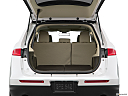 2018 Lincoln MKT Reserve, trunk open.