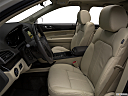 2018 Lincoln MKT Reserve, front seats from drivers side.